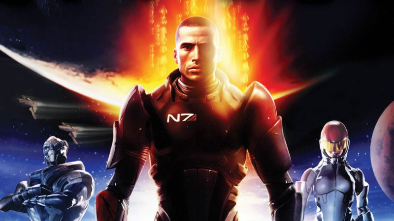 Mass Effect as a series or movie is a matter of time, according to its director
