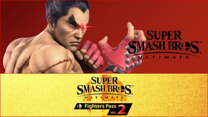 Presentation of Kazuya in Super Smash Bros. Ultimate: time and how to watch online streaming