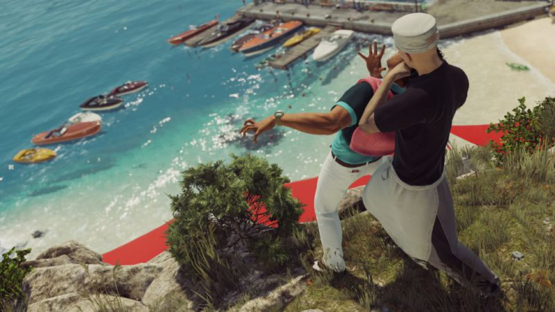 Hitman 3: Play for free in Sapienza for a limited time and fulfill your elusive goal