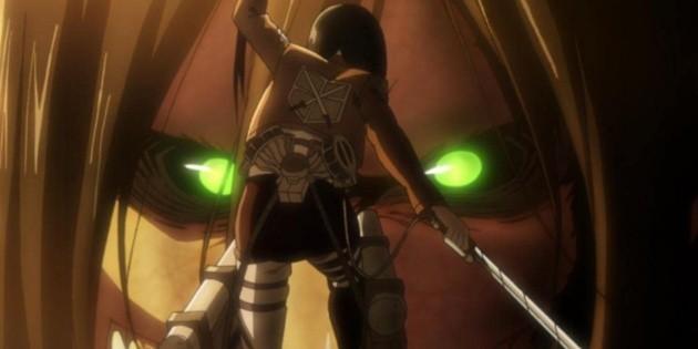 Shingeki no Kyojin anticipated his ending with an image