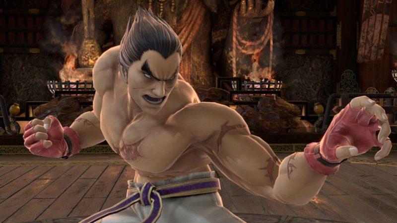 Super Smash Bros. Ultimate details Kazuya: release date and more