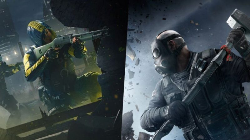 """Ubisoft claims that Rainbow Six Extraction is """"very different"""" de victories"""
