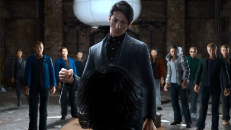 Lost Judgment introduces a new character in a 'behind the scenes' video