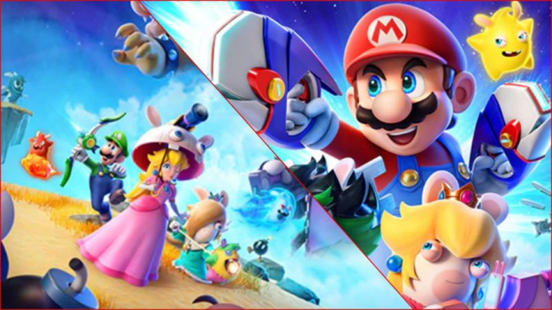 New Mario + Rabbids Sparks of Hope details: controls, gear, camera and size