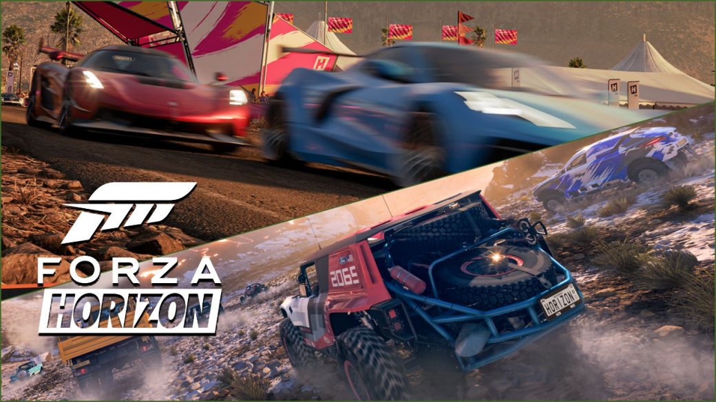 Forza Horizon 5 introduces its dynamic weather;  the most varied and realistic Mexico