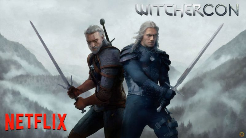 WitcherCon 2021 |  Programming and panels: Netflix series, games and how to watch online