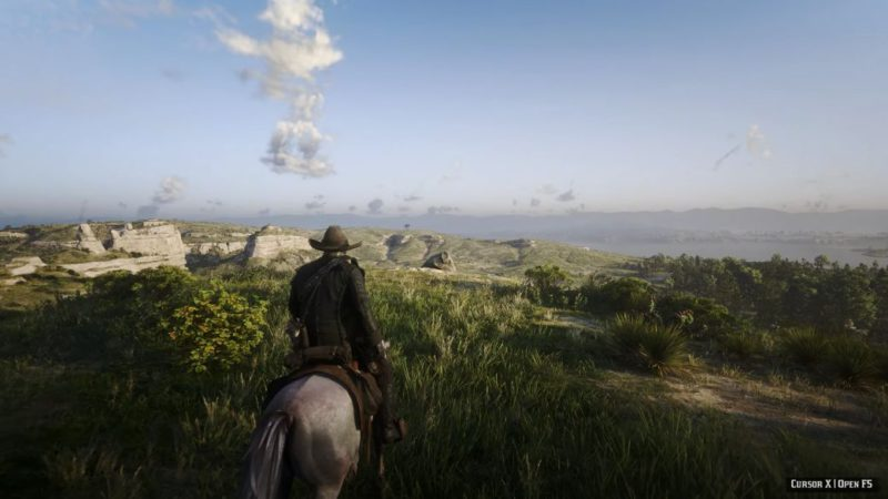 Red Dead Redemption 2 like never before: 8K resolution on an RTX 3090;  looks real