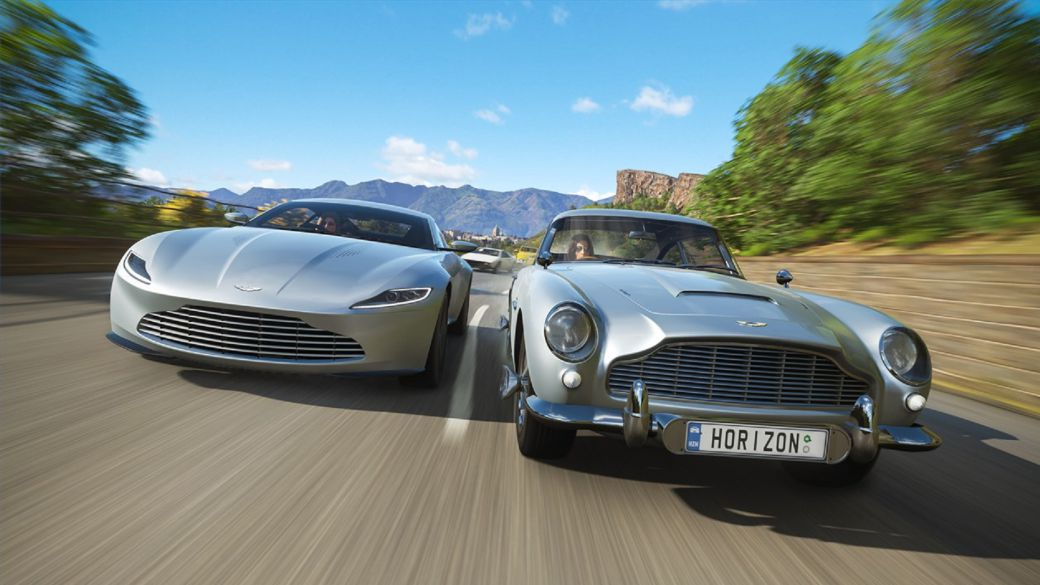 Forza Horizon 4 will stop receiving new vehicles, but will continue to update