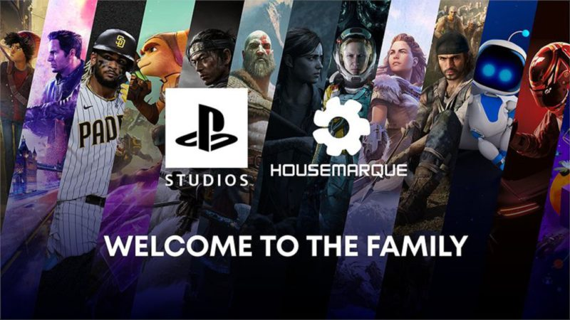 PlayStation acquires Housemarque, the creators of Returnal on PS5