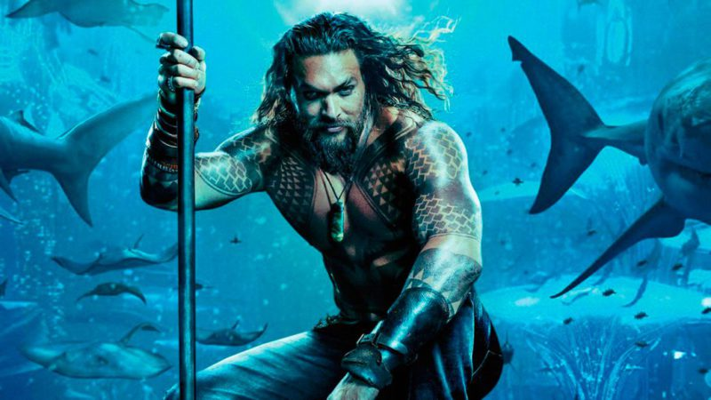 Aquaman and the Lost Kingdom begins filming under the code title Nercus: photo from the set