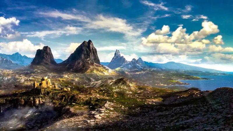 "The Elder Scrolls VI ""is still in the design phase,"" according to Bethesda"