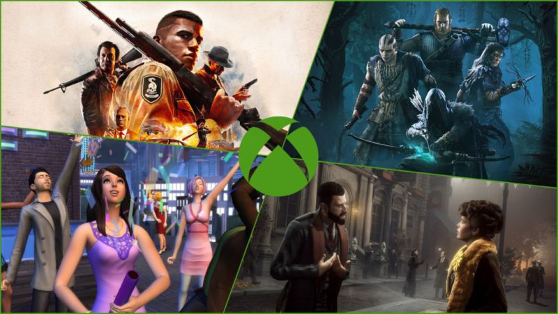 New offers on Xbox Series X   S and One: Hood, Vampyr, The Sims 4 and more