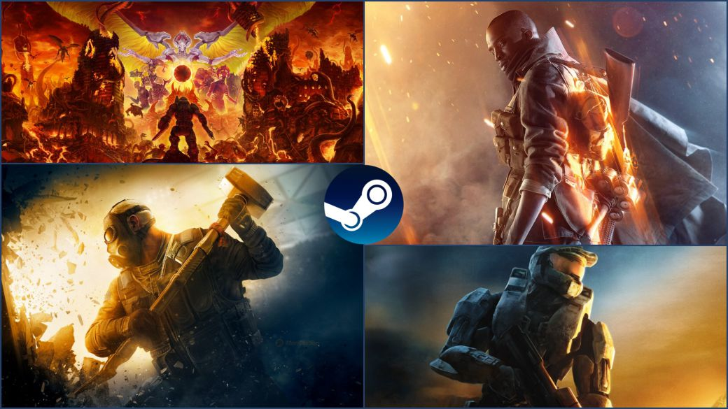 Summer Sale on Steam: the best deals on shooters