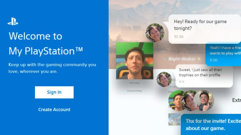 Sony closes My PlayStation, the service for consulting profiles, trophies and more