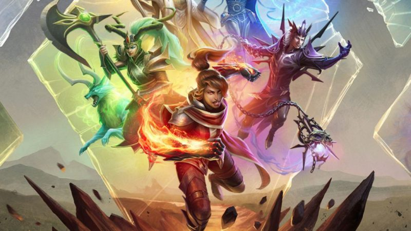 Magic: Legends comes to an end;  will shut down its servers after its open beta