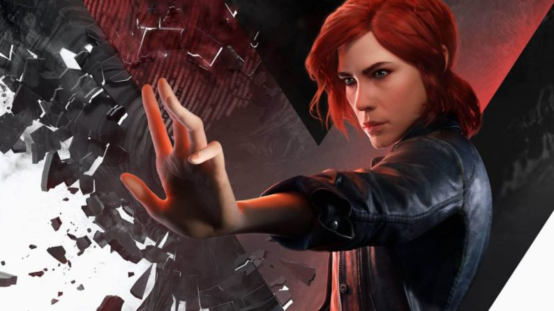 Remedy is working on two new games in the Control series;  one is multiplayer