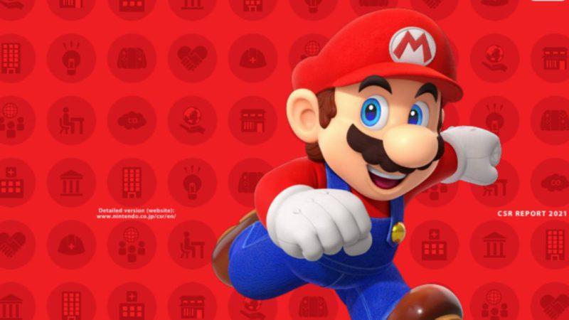 Inside Nintendo: Number of Employees Worldwide (2021)