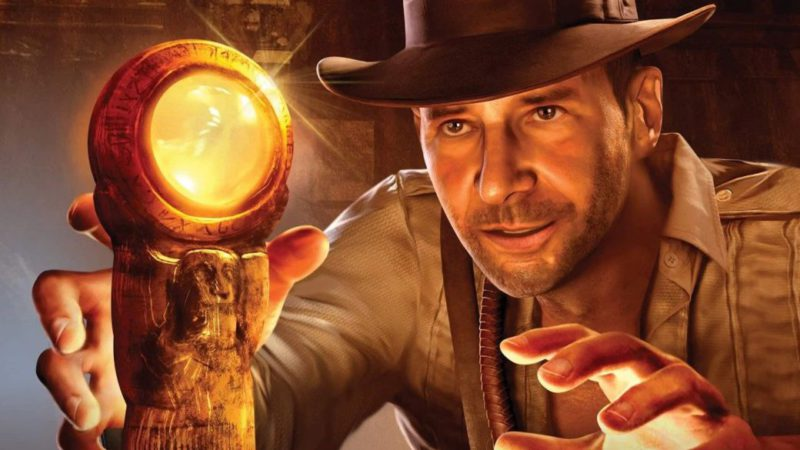 Indiana Jones: Bethesda submitted a draft of the project to George Lucas in 2009