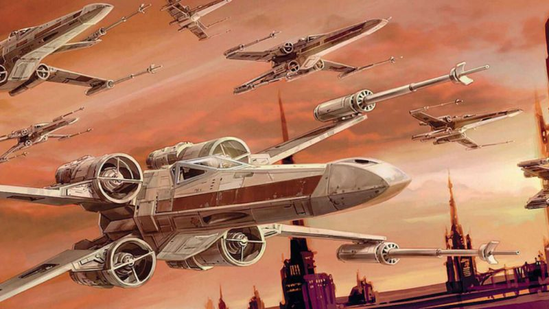 """Star Wars: Rogue Squadron pretende abrir """"A new age"""", according to its director"""