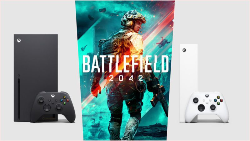 Xbox Series X | S, official Battlefield 2042 consoles;  confirmed agreements