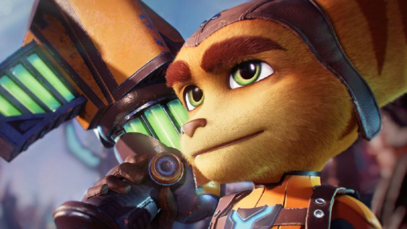 Ratchet & Clank: One Dimension Apart adds an option for 120 Hz displays