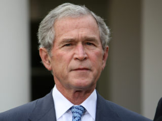 18 years since the invasion of Iraq led by George Bush