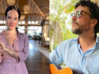 "Andrés Cepeda joins Ximena Sariñana to premiere the song ""Lo que se va""    VIDEO"
