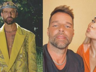 """Ricky Martin and Paloma Mami join forces to premiere the song """"Qué rico outside"""" 