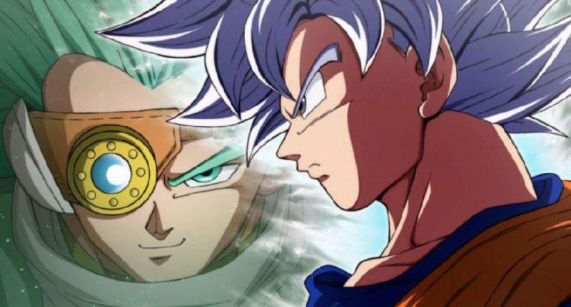 Dragon Ball Super: Goku and Vegeta vs.  Granola in new leaked vignettes