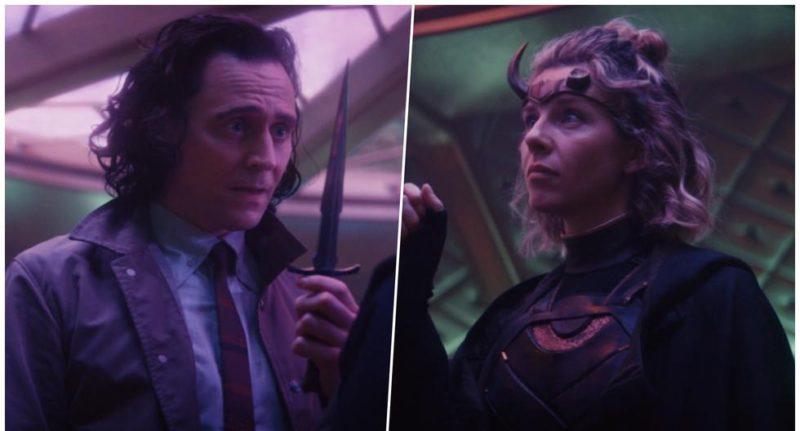 """Loki"": for this reason Sylvie has a broken crown"