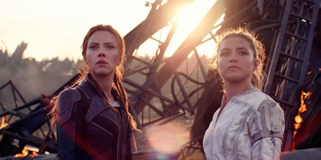 A different Scarlett Johansson: memes and reactions for the final trailer of Black Widow