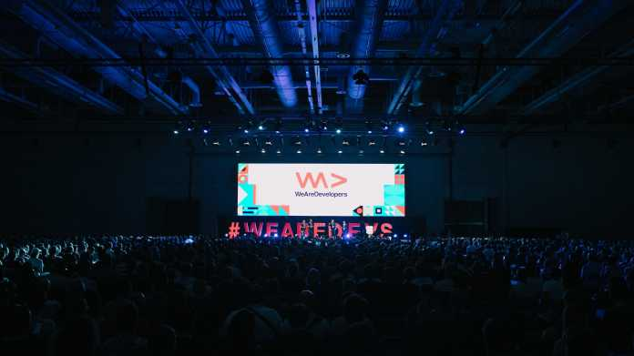 WeAreDevelopers World Congress 2021: again in digital form - this time with a keynote from Tim Berners-Lee, the inventor of the World Wide Web