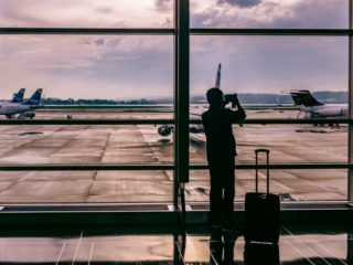 Aena airports do not recover and registered 76.1% less traffic in May than in 2019