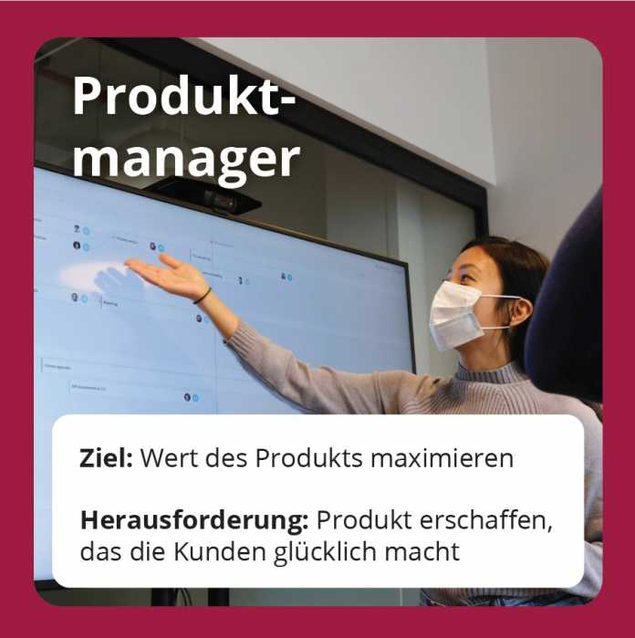 Cornelia Seraphin, Product Owner Hats, Hats 5: Product Manager