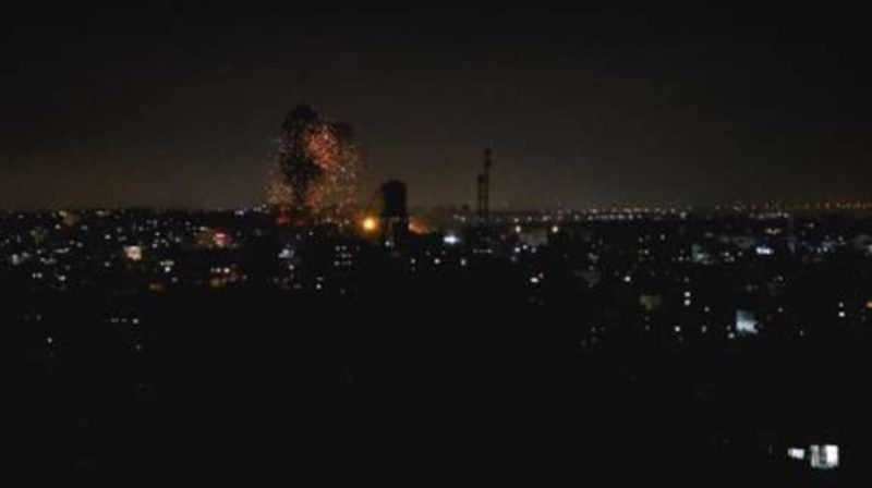 Almost a month after the ceasefire, Israel again bombed the Gaza Strip