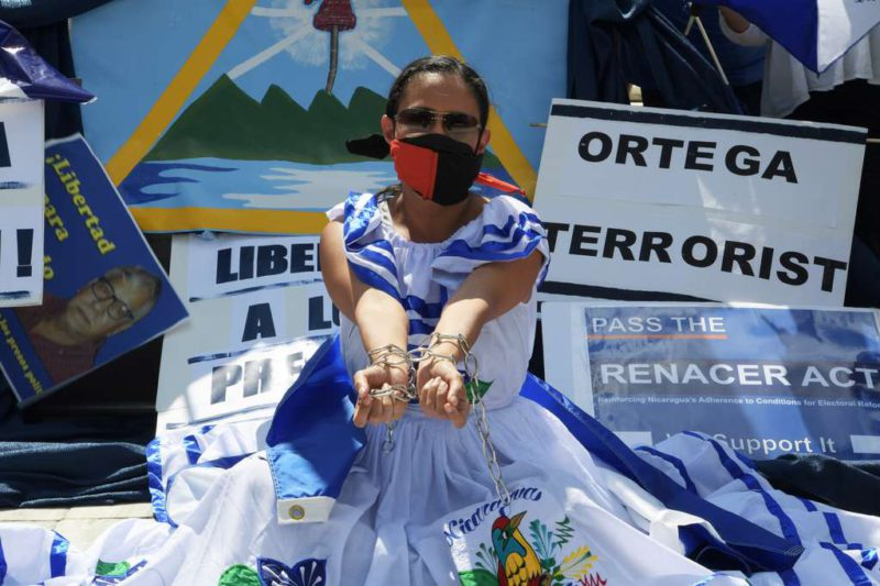 """Amnesty International criticized Argentina and Mexico for their vote on Nicaragua: """"It is unacceptable not to accompany the victims"""""""