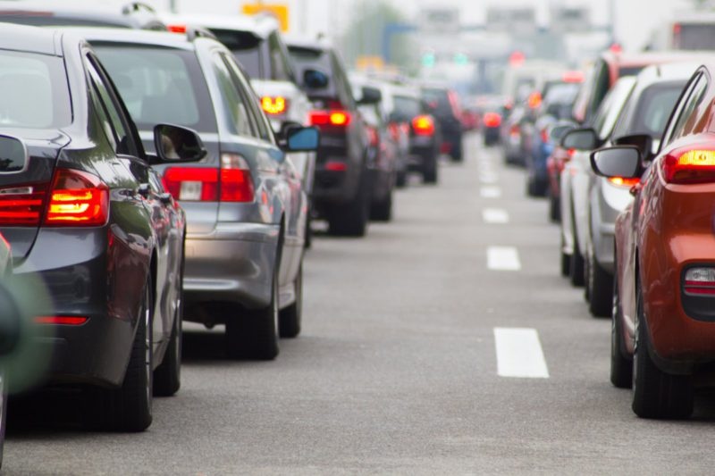 Analysis: Car density in large cities continues to rise