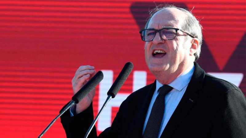 Ángel Gabilondo (PSOE) admitted to the Ramón y Cajal Hospital for an arrhythmia after being vaccinated
