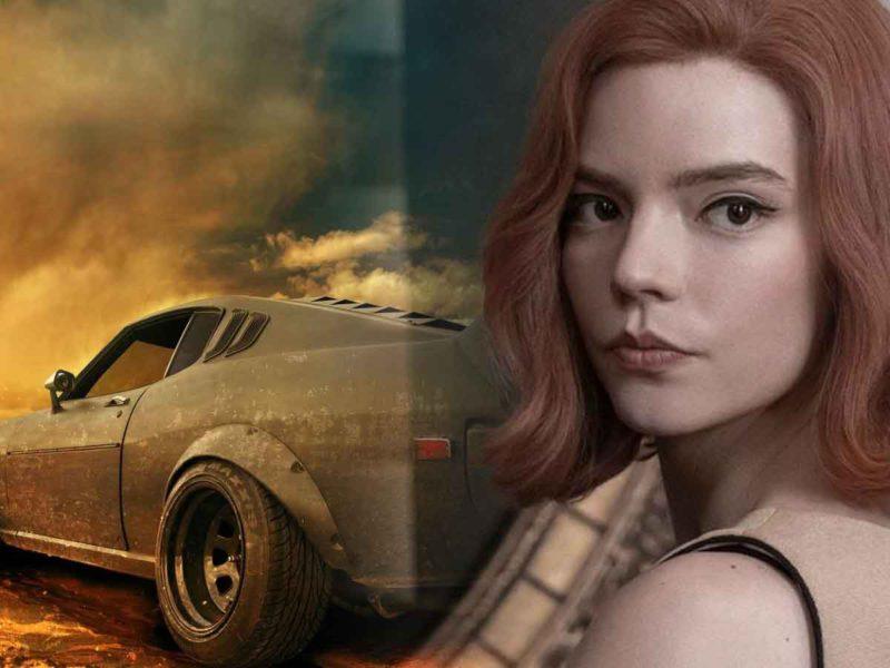 Anya Taylor-Joy revela que siente por unirse a la saga Mad Max