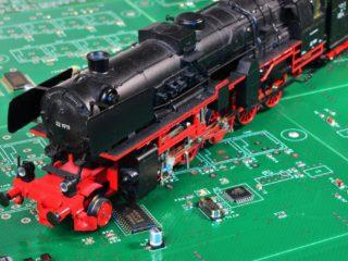 Arduino as a train driver