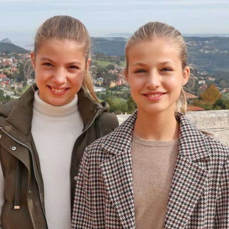 Are Princess Leonor and Infanta Sofía fans of BTS?