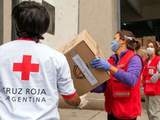 Argentine Red Cross Day: why it is celebrated on June 10