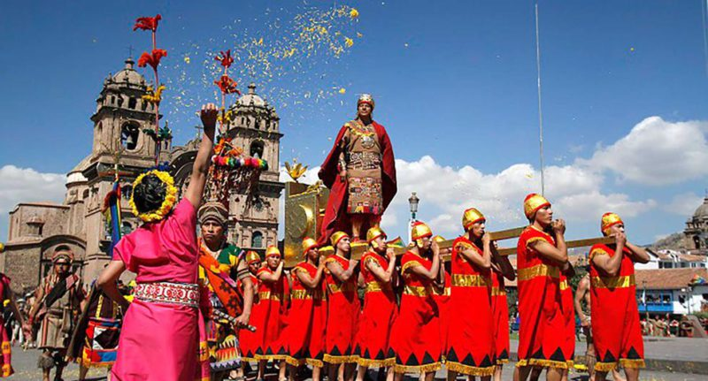 What is Inti Raymi and why is it celebrated on June 24 in Peru