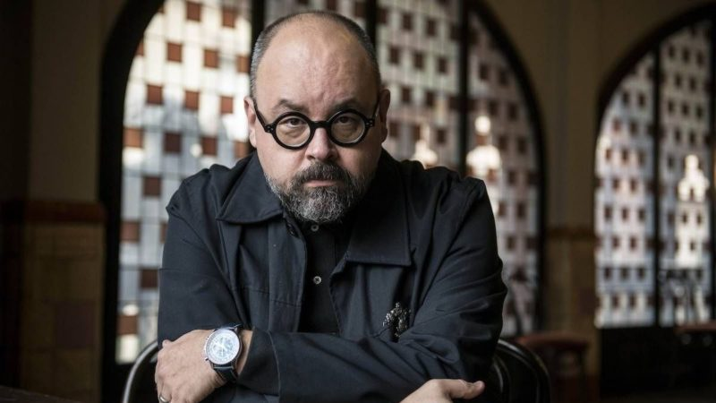 Barcelona pays tribute this Thursday to Carlos Ruiz Zafón on the first anniversary of his death