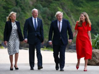 Biden Forces Johnson's Pledge To Preserve Peace In Northern Ireland