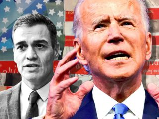 Biden punishes Sánchez for the Google rate by imposing additional tariffs on Spanish products