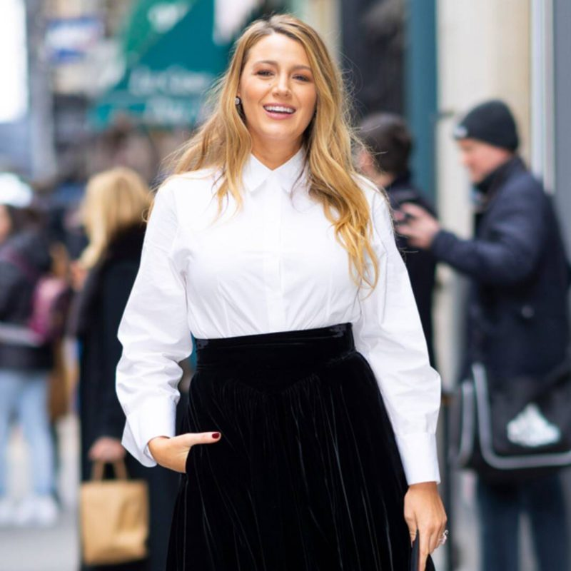 Blake Lively reacted like all of us to seeing the Backstreet Boys and NSYNC dancing together