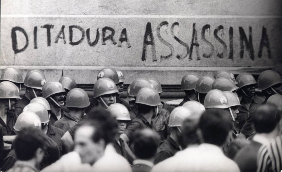 Brazilian justice condemns for the first time a repressor of the dictatorship