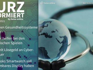 Brief information: health systems, robots, JBS, Facebook watch