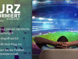 Briefly informed: Cyberbunker clause, EA Hack, MailKit, EURO 2020